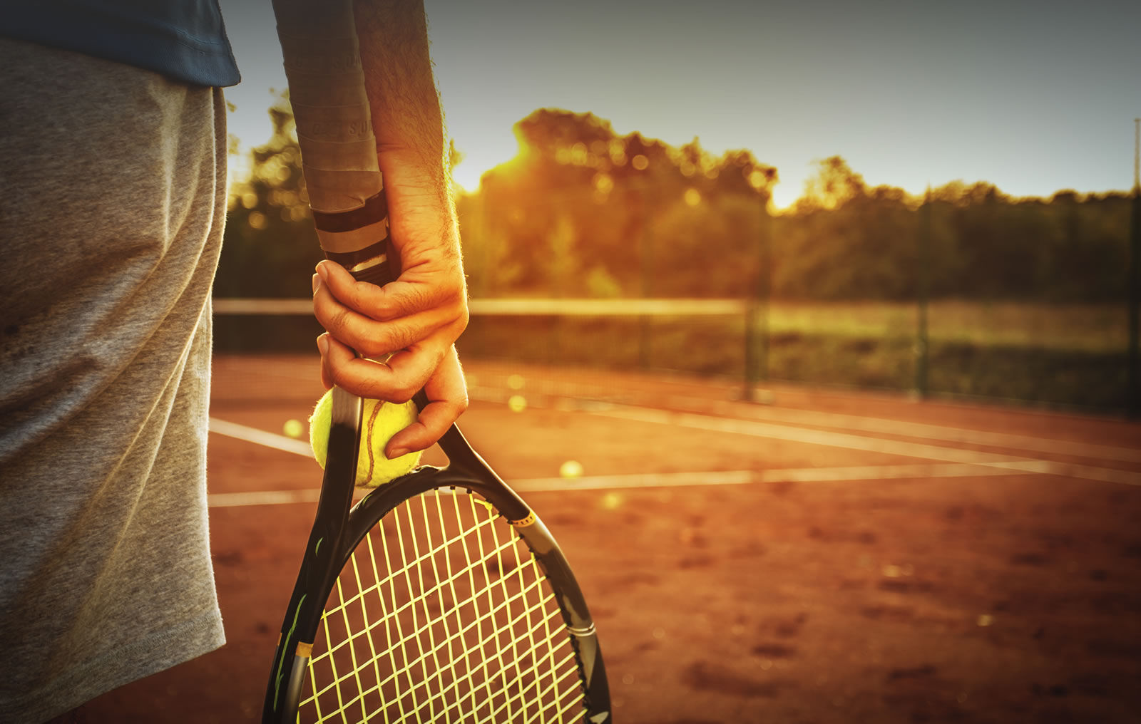 Solutions for tennis coaches